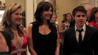 Oxford American Gala with Kris Allen, Mary Steenburgen, and Joey Lauren Adams