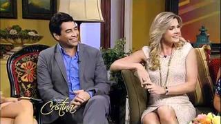 Palante con Cristina Sonya Smith, Gabriel Porras
