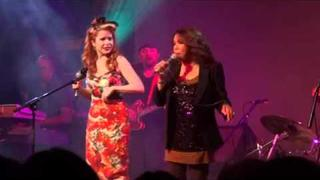 Paloma Faith & Candi Staton At The Cheltenham Jazz Festival 5th May 2012