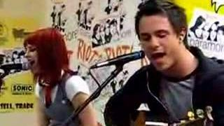 Paramore - Cat's Music - When It Rains