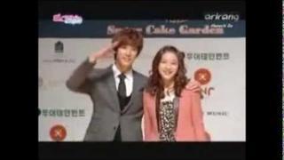 Park Jung Min 박정민 - [Fondant Garden] Press Conference - Showbiz Korea [2011.11.26]