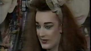 Part 1 - Culture Club on New Zealand TV