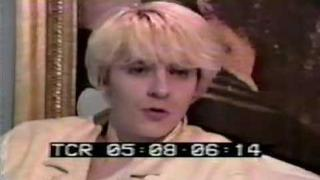 Part 1 Nick Rhodes unedited interview (promo for Liberty)