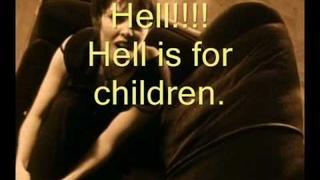 Pat Benatar Hell is for Children