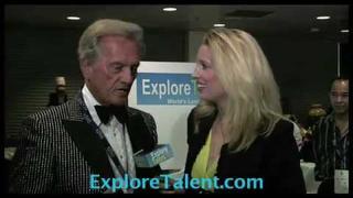 Pat Boone Grammys 2009 51 interview