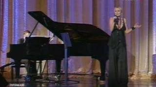 PATRICIA KAAS live in Moscow (December 2007)