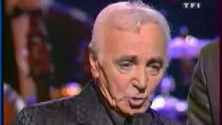 Patrick Bruel & Charles Aznavour - Hier Encore