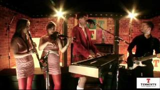 Patrick Wolf exclusive performance