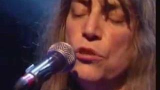 Patti Smith Group - Because The Night....