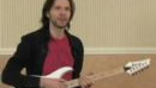 Paul Gilbert-Shred Lesson Part 2