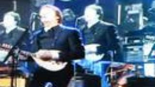 Paul McCartney Brit Awards Performance