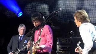 Paul McCartney, Roger Daltrey, Ronnie Wood and Paul Weller playing Get Back HD