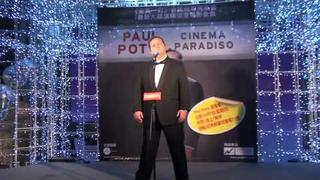 Paul Potts, Moon River - Live in Hong Kong 7th October 2010