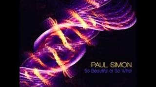 Paul Simon-Dazzling Blue