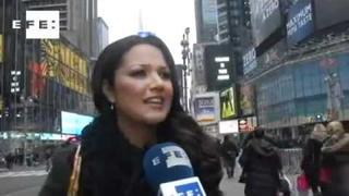 Paula Garces Aluna in Spanish TV