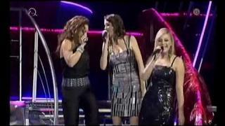 Paulína, Markéta, Nikoleta - Ladies Night - Supersilvester 2009