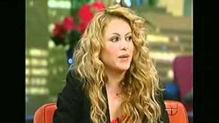 Paulina Rubio en Don Francisco Presenta 2009 (part1)