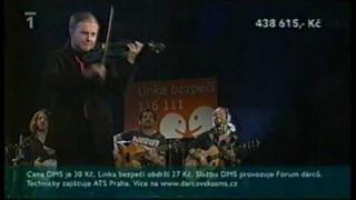 Pavel Šporcl & Kryštof - Fantomska (koncert Linka Bezpečí)