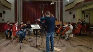 "Pavel SPORCL - Vivaldi Four Seasons ""The Storm"""