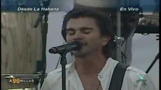 PAZ SIN FRONTERAS CONCIERTO DE JUANES EN VIVO CUBA 09-20-09