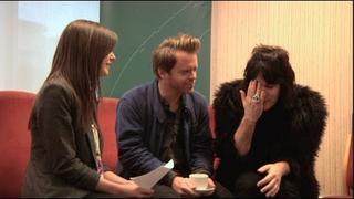 Peace One Day - Bucks New Uni Interview Celebrities
