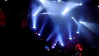 Pendulum & Anders Fridén (In Flames) - Self vs Self live @ Berns, Stockholm