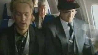 Percy Nilegaard och Ulf Ekberg från Percy Tårar