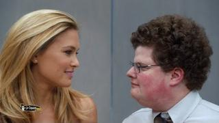Perfect Match - Bar Refaeli's Big Kiss! | Official GoDaddy.com Commercial