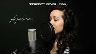 """""""perfect"""" - pink cover"""