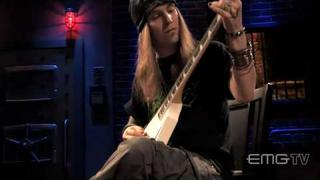"Performs ""In Your Face"" By Children of Bodom"