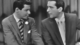 Perry Como with Eddie Fisher - 1956