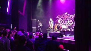 Peter Criss of KISS Drum Hall of Fame Induction 01-14-2012 (Complete)