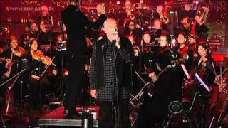 Peter Gabriel - Red Rain - David Letterman 11-9-11
