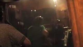 Peter Landry & Grace recording Henry Gummer @ Chessvolt