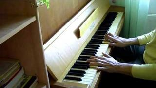 Petr Hapka - Divam se, divam piano