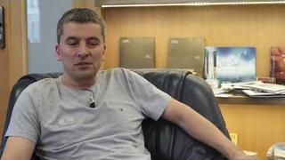 Petr Morcinek pro Patrioty MSK