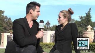 Petra Nemcova: Rocco Goes Behind the Scenes of a Genlux Cover