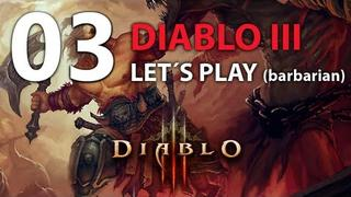 PG | Diablo 3 (Barbarian) A1Q3 - A Shattered Crown (CZ/HD)