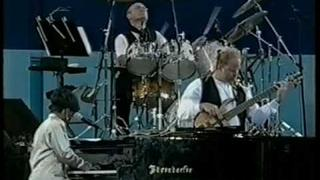 Phil Collins Big Band Feat. Oleta Adams Perfoming New York State of Mind