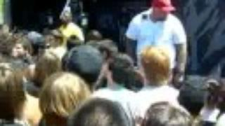 Phil Labonte Pissed Off At Warped Tour 08 (All That Remains)