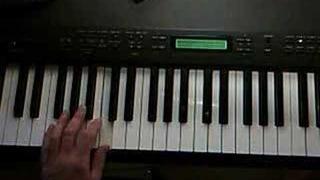 piano lesson: midnight hour (wilson pickett)