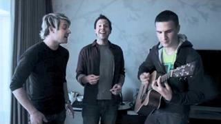 Pierre Bouvier, David Desrosiers & Florian Gilbon - I'd Do Anything (acoustic)
