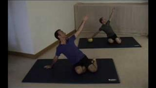 Pilates For Dancers with Paul Anthony McLinden and Jason Thomas