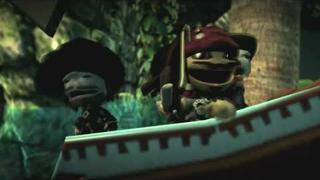 Pirates of the Caribbean Premium Level Kit Trailer