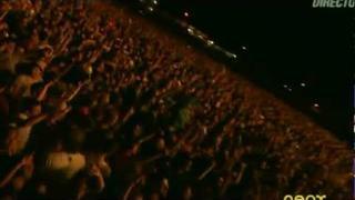 Pitbull živý koncert v Rock in Rio v Madridu (Španělsko)