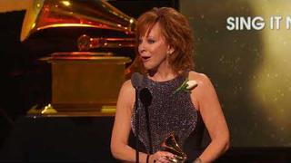 Po dlouhých 24 letech Reba opět získává cenu Grammy