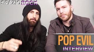 Pop Evil - interview with Matt DiRito and Nick Fuelling