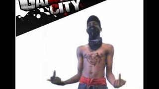 Popcaan - Gangsta City (Gangster City Riddim) APRIL 2010 {Adidjahiem Notnice Prod}