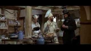 Popeye - Everything Is Food - Robin Williams Shelley Duvall