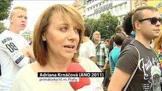 Portál Praha - Prague Pride - Rozhovor s Matějem Kašparem, Adrianou Krnáčovou